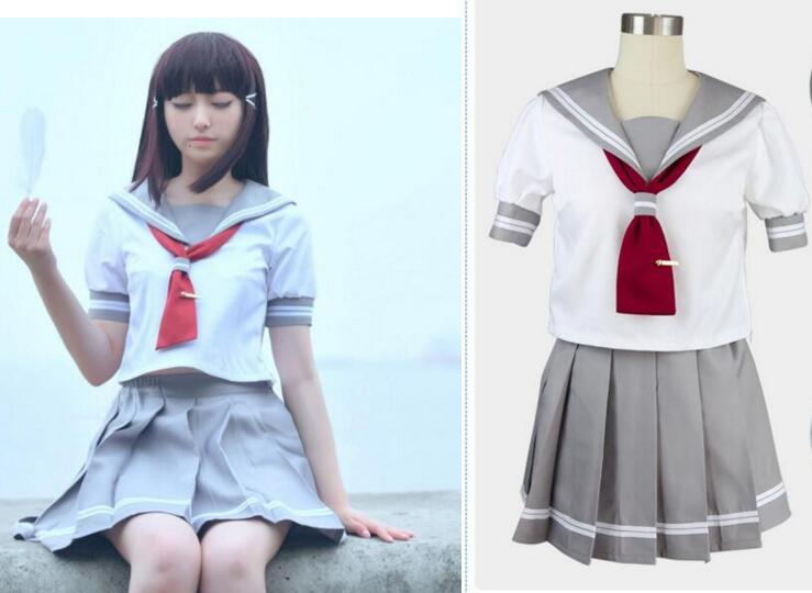 Japanese teen sailor