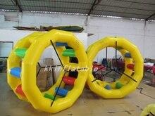 Надувные хомяка колеса надувные ролик надувные колеса ролика