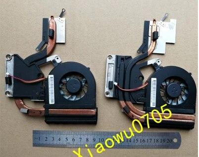 New laptop cooling fan com dissipador de calor para Lenovo G400 G405 G500 G490 G400SA G410 G510 20238 AMD & INTEL