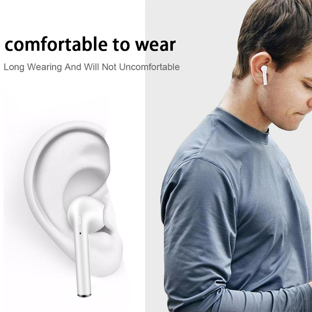 Image 4 - i11 TWS Mini Wireless Bluetooth Earphone 5.0 Wireless Earphones Earpieces Earbud Headset i7s With Mic For Xiaomi All Smart Phone-in Bluetooth Earphones & Headphones from Consumer Electronics