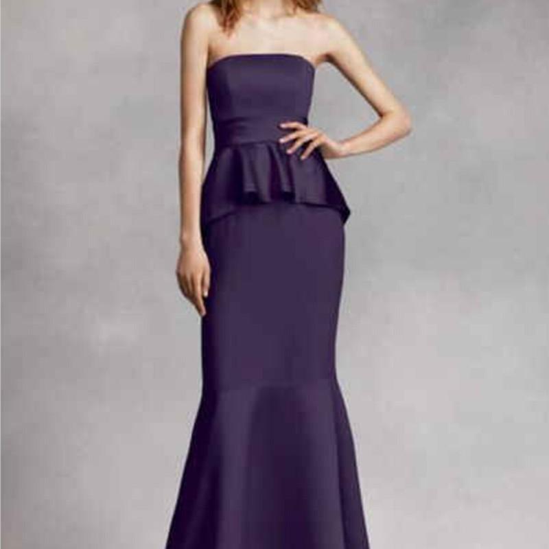 Free shipping the new fashion 2015 hot Satin and Matte Crepe Peplum ...
