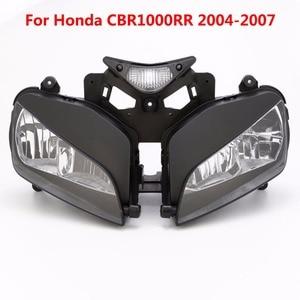 Image 2 - Moto Anteriore Del Faro Della Luce di Montaggio Per Honda CBR CBR1000RR 1000RR 2004 2007 2008 2011 2012 2015