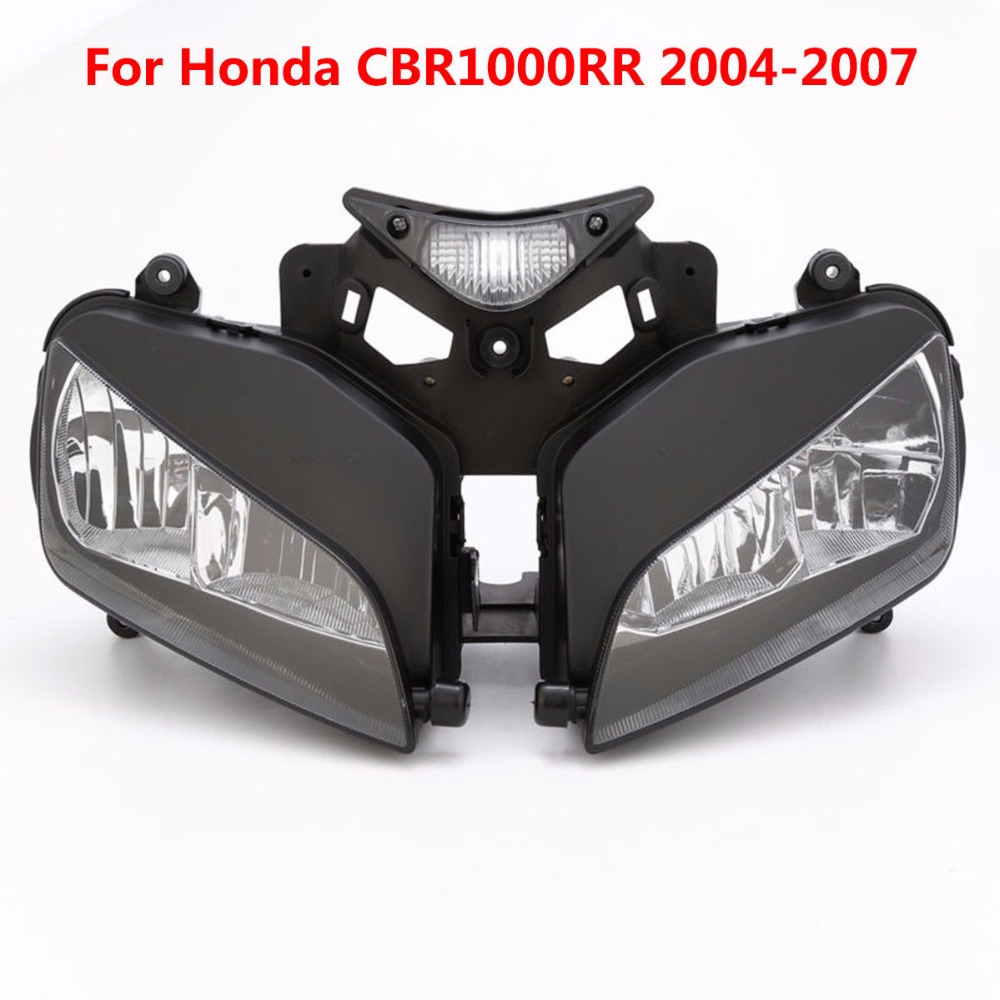 Image 2 - Motorcycle Front Headlight Light Assembly For Honda CBR1000RR CBR 1000RR 2004 2007 2008 2011 2012 2015