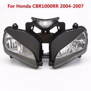Image 2 - Motosiklet Ön Far Işık Montaj Honda CBR1000RR CBR 1000RR 2004 2007 2008 2011 2012 2015