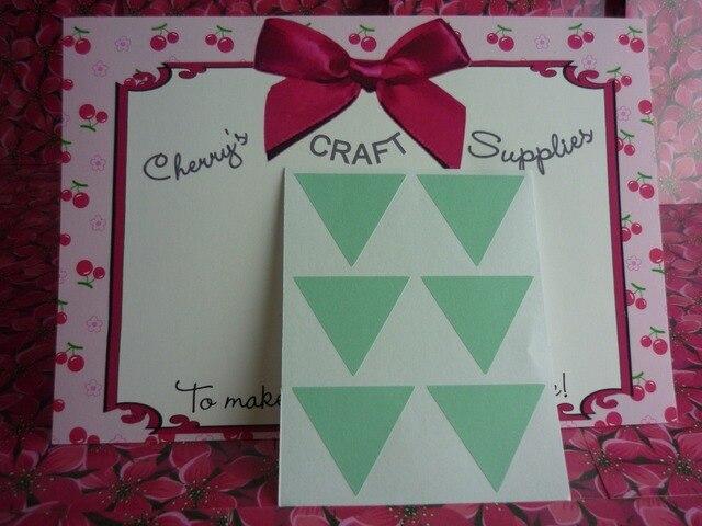 3,8x3,3 Cm Perle Mintgrün Dreieck Aufkleber Einladung Dichtung Hochzeit  Aufkleber Envelope