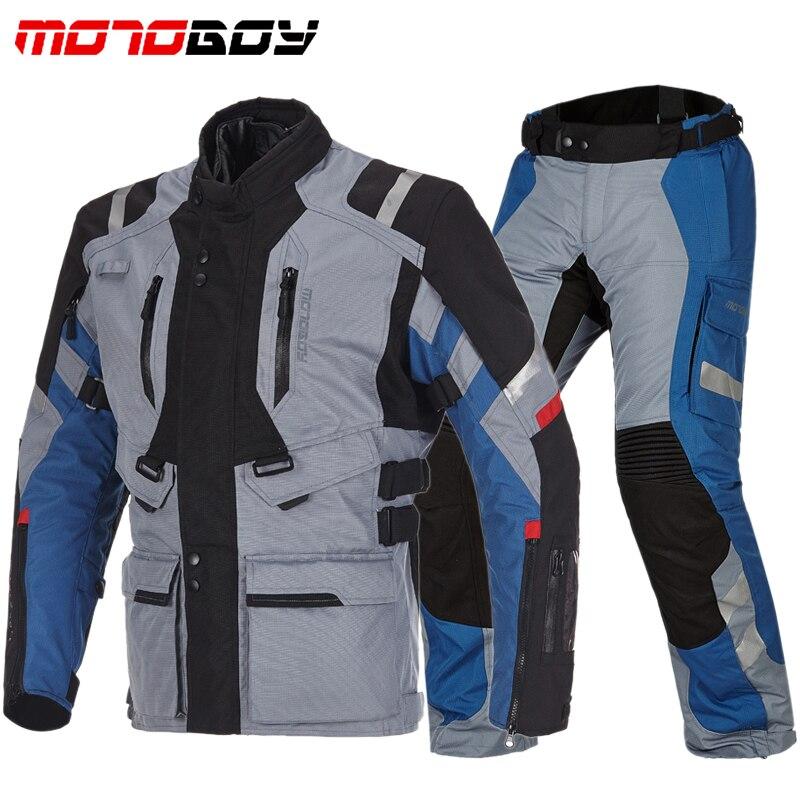c551ca476e4 Alta calidad para moto paseo en moto off road del muchacho de la ropa de  invierno impermeables four seasons raza de automóvil ropa térmica en de en  ...