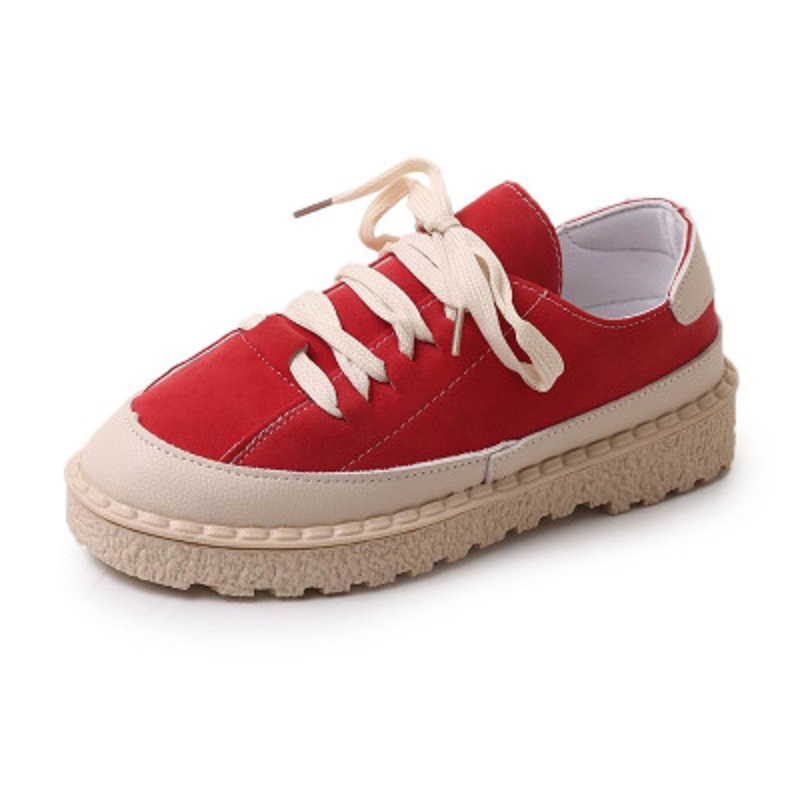 Autumn new trend wild casual shoes comfortable student shoes 4