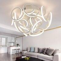 Modern Chandelier lighting luminaire lights Fixtures dining room restaurant bedroom Chandeliers lamp