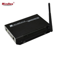 Mirabox H.264 HDMI видео кодек потокового encocder передатчик hdmi прямая трансляция кодер H.264 IPTV кодер HDMI loopout