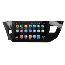 10.1″ Android 5.1 GPS Navigation Car Multimedia Player For TOYOTA LEVIN 2013-2015 Touch Screen Car Stereo Video Car Audio MAP