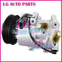 HIGH QUALITY AC COMPRESSOR FOR CAR KIA FOR CAR HYUNDAI AIR CONDITIONER COMPRESSOR PUMP WITH CLUTCH