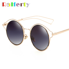 abd149e763 Ralferty 2017 Vintage Sunglasses Women Men UV400 Sun Glasses Round Sunglass  Wire Frame Mirror Eyewear Accessories Oculos 1948
