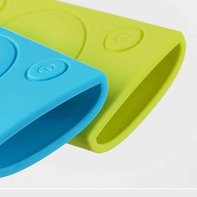 Funda protectora de Control remoto de silicona de alta calidad 20G para TV Box 6 colores a elegir