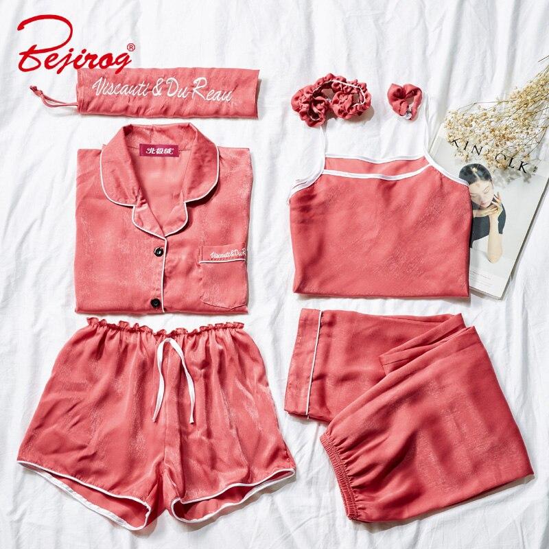 Pyjama à manches longues pour femme