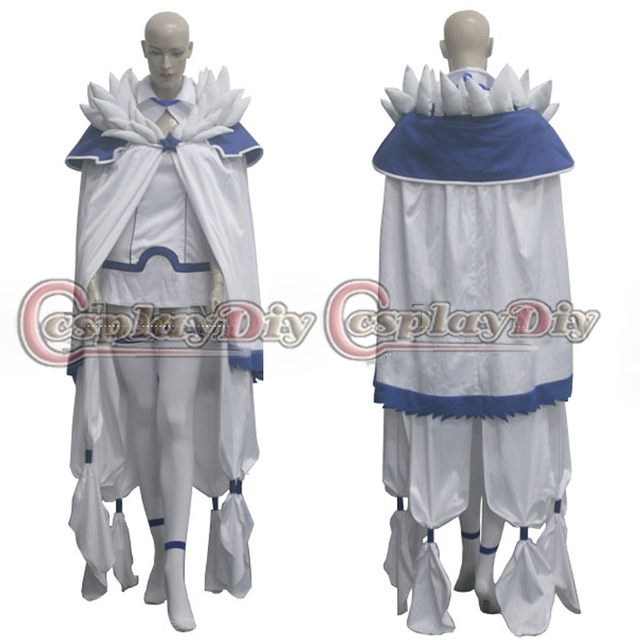 Free Shipping Custom-made Anime Fairy Tail Yukino Aguria Cosplay Costume