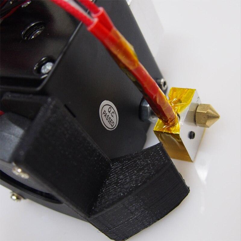 TRONXY V6 Bowden extrudeuse imprimer j-head Hotend avec tube en téflon et chaleur de refroidissement pour imprimante 3D