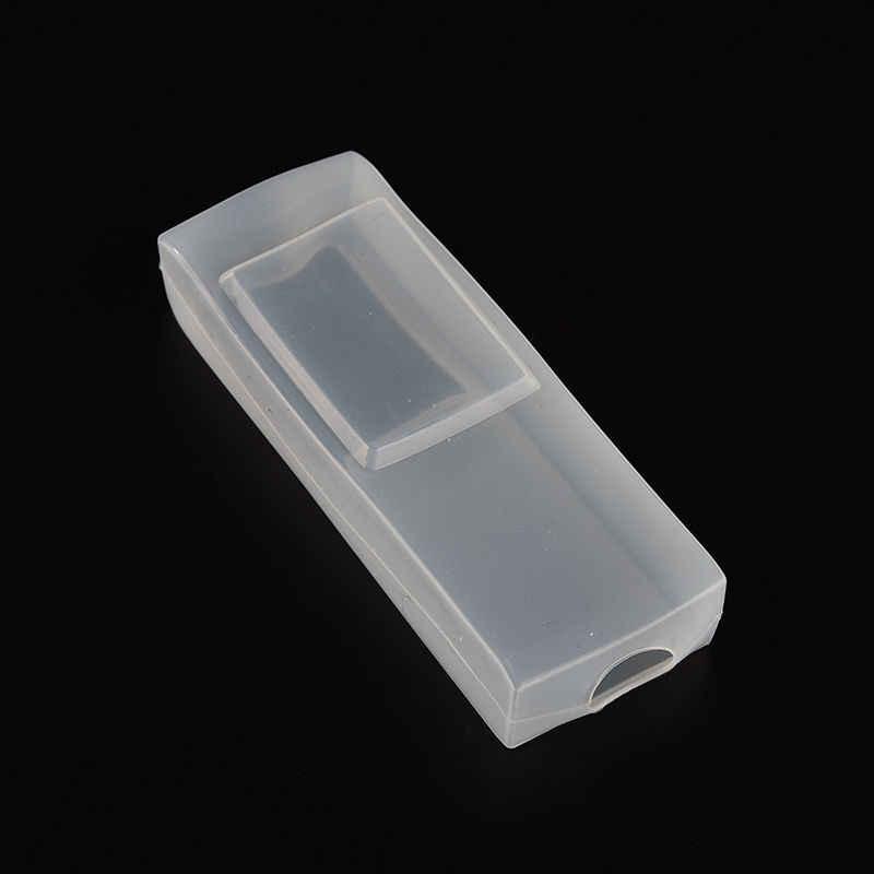 4 크기 실리콘 tv 원격 제어 케이스 커버 비디오 ac 공기 상태 먼지 보호 저장 가방 방진 방수
