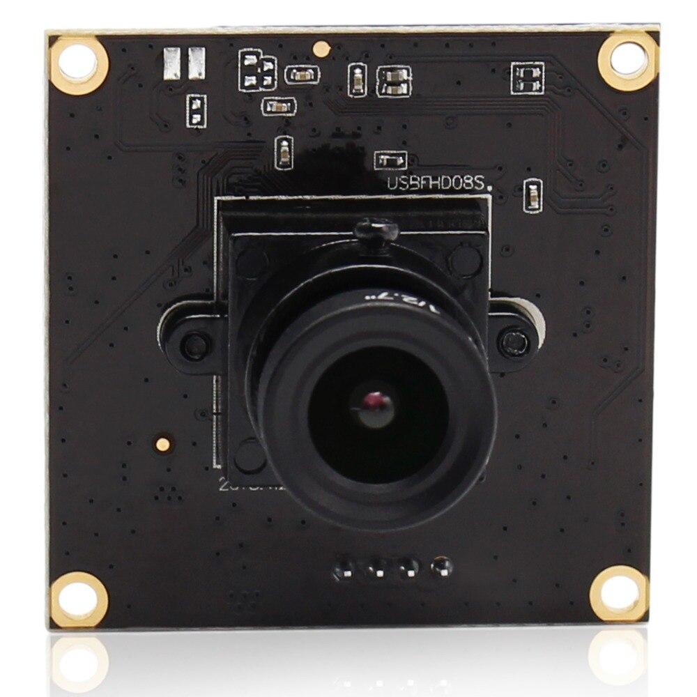 PEL Haute Vitesse Haute fréquence de tram MJPEG 1080 P 60fps/720 P 120fps/360 P 260fps UVC OmniVision OV4689 CMOS webcam usb module de caméra