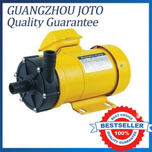 лучшая цена MPH-401Corrosion Resistant Pump Horizontal Chemical Transfer Magnetic Pump 380V/50HZ Plastic Sea Water Pump