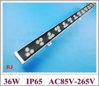Venta Wash LED de pared de estilo triangular lámpara de lavado LED de pared luz de tinción