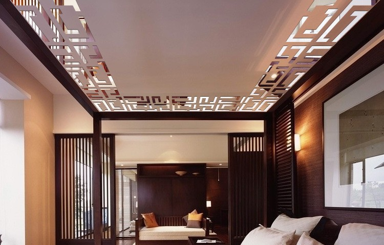 buy hot sell mirror decorative wall design art quotes home decoration from - Decorative Wall Art