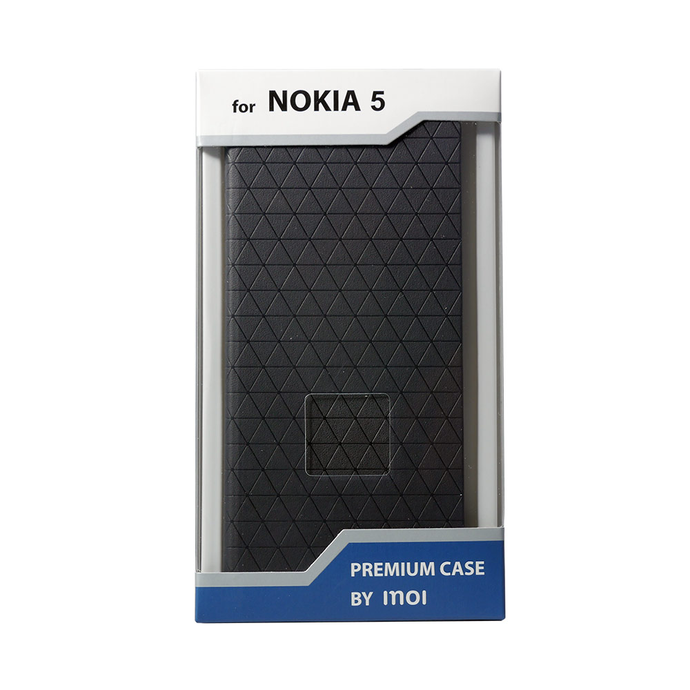 Mobile Phone Bags & Cases INOI Premium wallet case for Nokia 5, PU