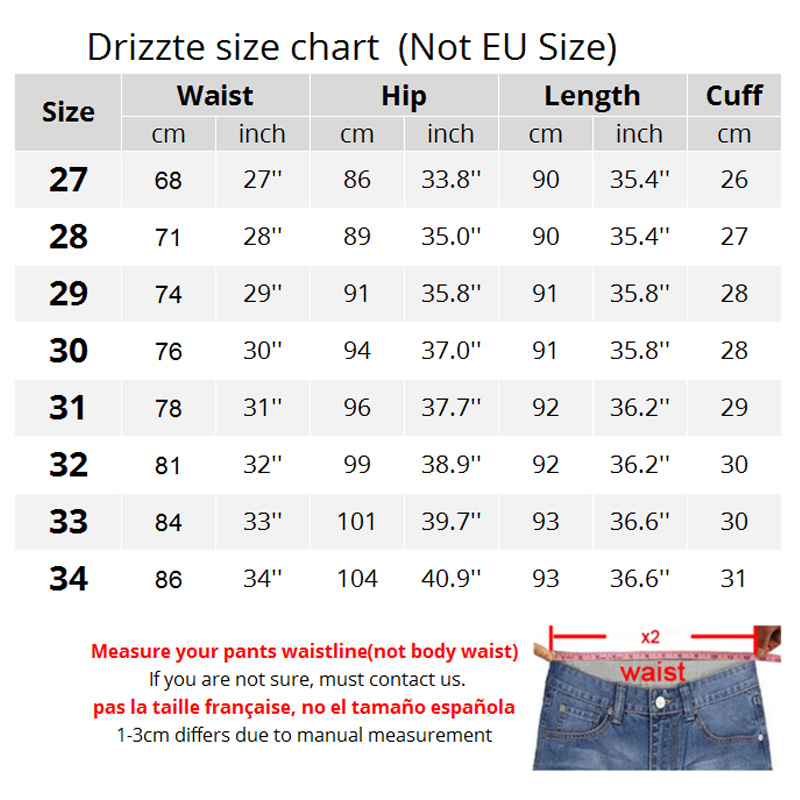 Boy Jeans Size Chart Ibovnathandedecker