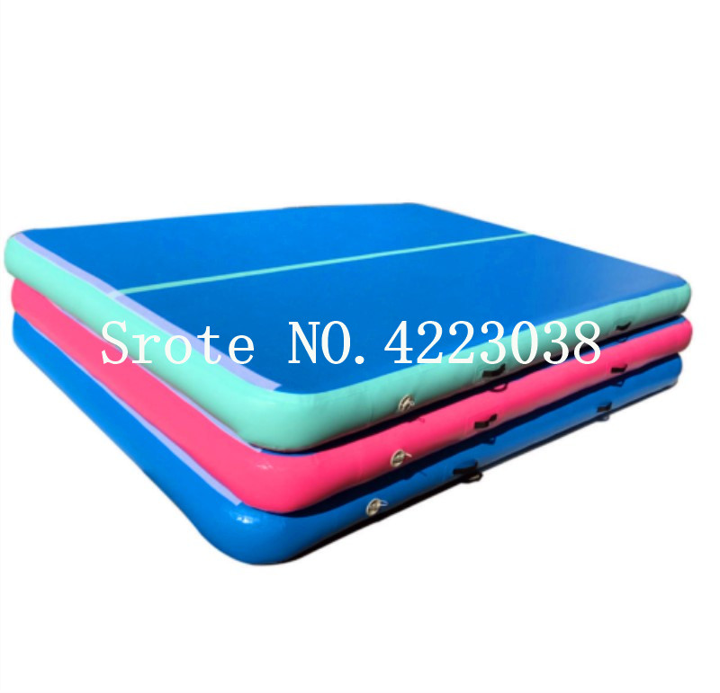Free Shipping Door To Door 4mx4mx0.2m Inflatable Air Track Gymnastic Airtrack Tumbling Mat Gym Air Mat For SaleFree Shipping Door To Door 4mx4mx0.2m Inflatable Air Track Gymnastic Airtrack Tumbling Mat Gym Air Mat For Sale