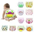 6PCS Baby Diapers cartoon merries Training Pants Newborn panties Cloth Diaper Reusable Nappy Cover cloth baby diaper 0-2 years