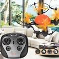 2017 el más reciente venta loca mini remote control helicóptero fx133 2.4G 4CH mini rc drone quadcopter juguete de Rotación de 360 Grados Drone
