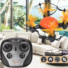 2017 newest crazy selling mini remote control helicopter fx133 2.4G 4CH mini rc drone quadcopter toy 360 Degree Rotation Drone