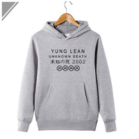 2017 Winter Dress New Arrival YUNG LEAN Band Pirnted Hoodies Men Hoody Sweatshirts Men S Hoodie