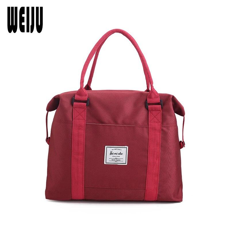 US $17.86 40% OFF|WEIJU Small Luggage Bag