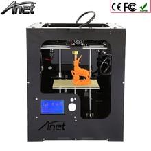 High Quality Anet A3-S Full Assembled Desktop 3D Printer Precision Reprap Prusa i3 3D Printer with 1Roll Filament 16GB Card