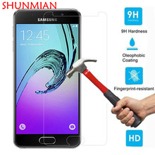 Screen Protector Tempered Glass for Samsung Galaxy S3 S5 S4 S6 Note 3 4 5 A3 A5 A7 2017 A320 A520 A310 A510 J1 J2 J3 J5 J7 2016