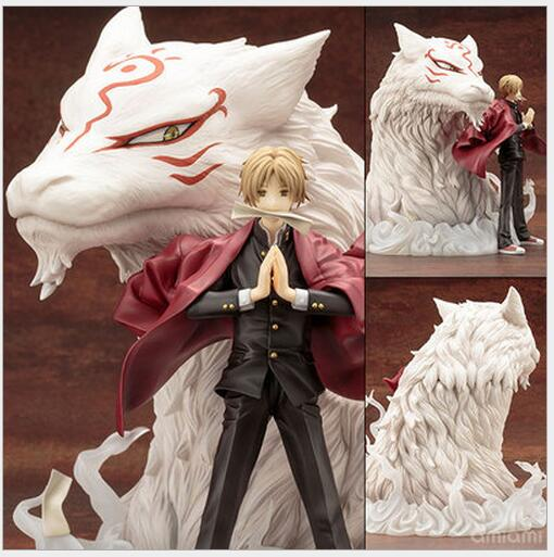 22CM Japanese anime figure ARTFX J Natsume's Book of Friends Natsume Takashi action figure collectible model toys brinquedos trollope j city of friends