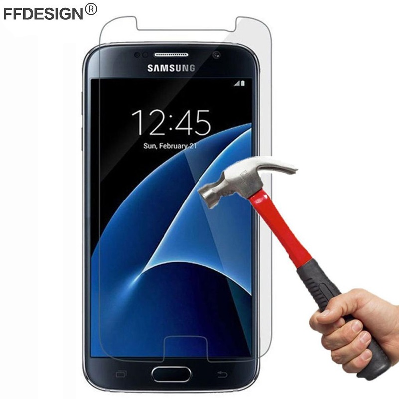 2x Tempered <font><b>Glass</b></font> Screen Protector Film Foil for <font><b>Samsung</b></font> Galaxy Xcover 4s 4 3 S7 S6 S5 Active <font><b>S4</b></font> S3 <font><b>Mini</b></font> <font><b>Glass</b></font> Protection Film image
