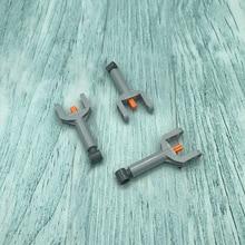 8Pcs/Lot Technic Bricks Parts Linear Actuator 7-9 M MOC Brick Compatible with 92693 For kids boys DIY Toys