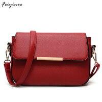 2016 New Brand Handbags Korean Version Of The Shoulder Diagonal Cross Trend Fashion Handbag Small Square