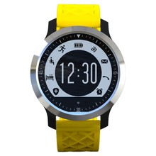 NEUE Wasserdichte Bluetooth Smart Uhren F69 Für IOS Und Android Smartphone Smartwatch Pulsmesser Display Bluetooth 4,0