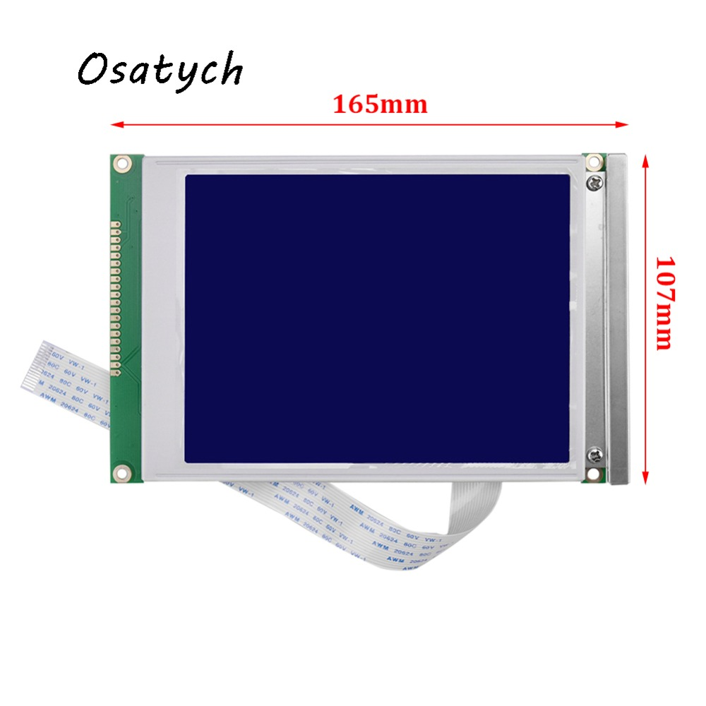 "16 pins 5.7/"" SP14Q009 LCD Screen for SIEMENS TP170A TP170B TP177A Display"