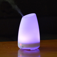Air Humidifier Air Aroma Humidifier With Changing 7 Color LED Lights Electric Aromatherapy Essential Oil Air
