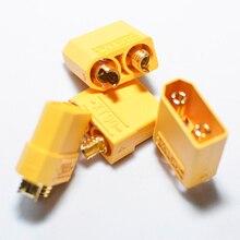 1 par de la alta calidad XT90 conectores para la batería ESC modelo Hobby