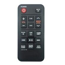 Nouveau AH59 02710B dorigine pour Samsung Home cinéma barre de son HW JM25 à distance HW JM25/ZA HW J250 HW J250/ZA AH59 02710A