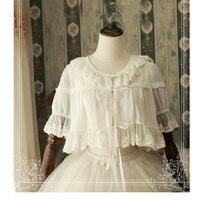 Zoete vrouwen Chiffon Vest Top met Kant Ruches door Magic Thee Party ~ pre-order