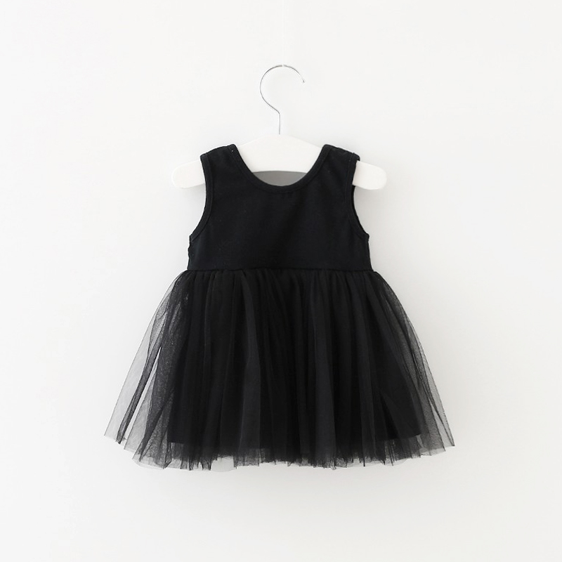 Cotton dress for baby girl 1 year kids girls Dresses 2018 summer infant bebes Clothes mesh princess dress children costumes hurave 2018 baby girls clothes children sleeveless crew neck mesh tutu dresses causal striped cotton infant lace shirts dress