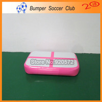 Free Shipping Multi Color Airtrack Factory Inflatable Gymnastics Track Air Board Air Block