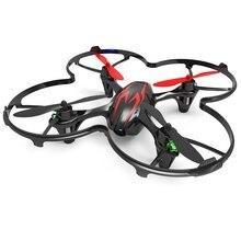 Hubsan x4 H107C Quadcopter 4CH 6-Axis Gyro Mini RC hélicoptères Radio Télécommande Jouets RTF Avion Drone avec 0.3MP HD caméra