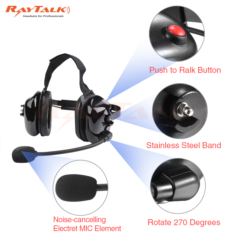 Двухстороннее радио иди и болтай walkie tailkie Сверхмощный гарнитура гоночный гарнитура B50Q для IC-F15 IC-F21S IC-24 IC-F31