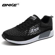 ONKE Footwear Man Sneaker Running Shoes Sport Shoes Men Shoes Walking Trainers Flywire Sneakers sapatos de desporto chaussure